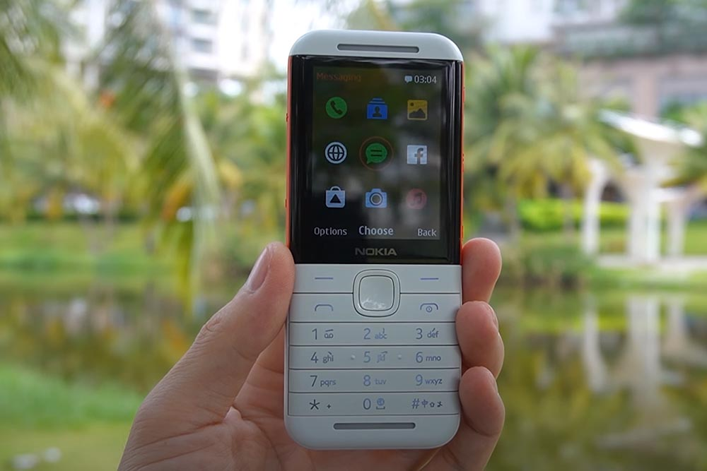 telefon Nokia 5310 Smart Arena 2