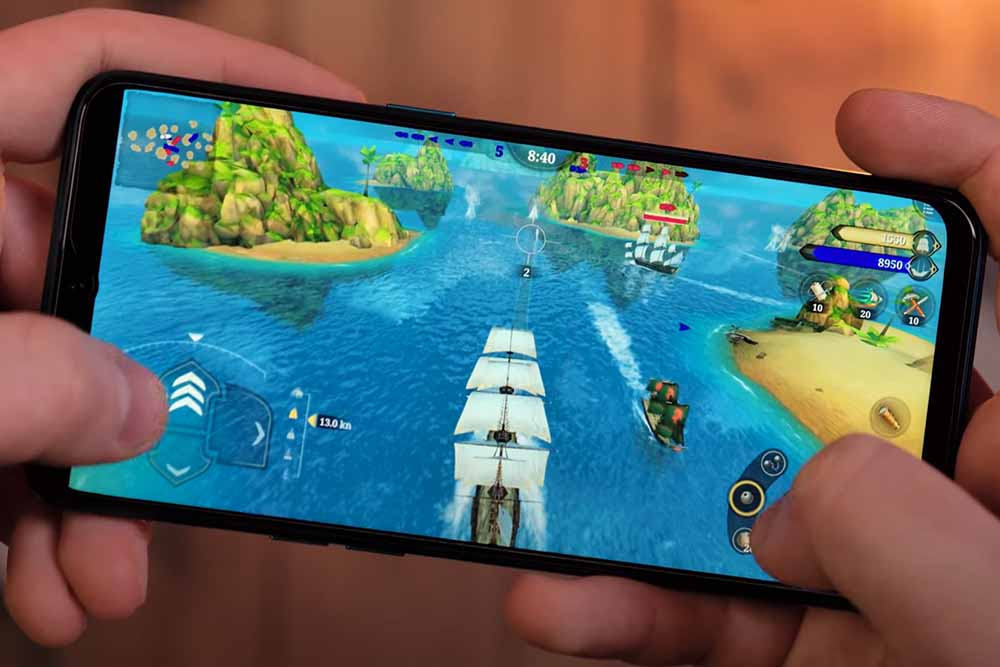 telefon Realme 5 Pro Smart Arena 4