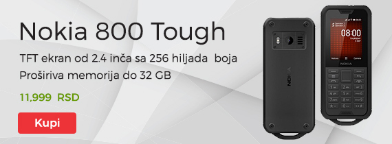 Nokia 800 Tough - Smart arena