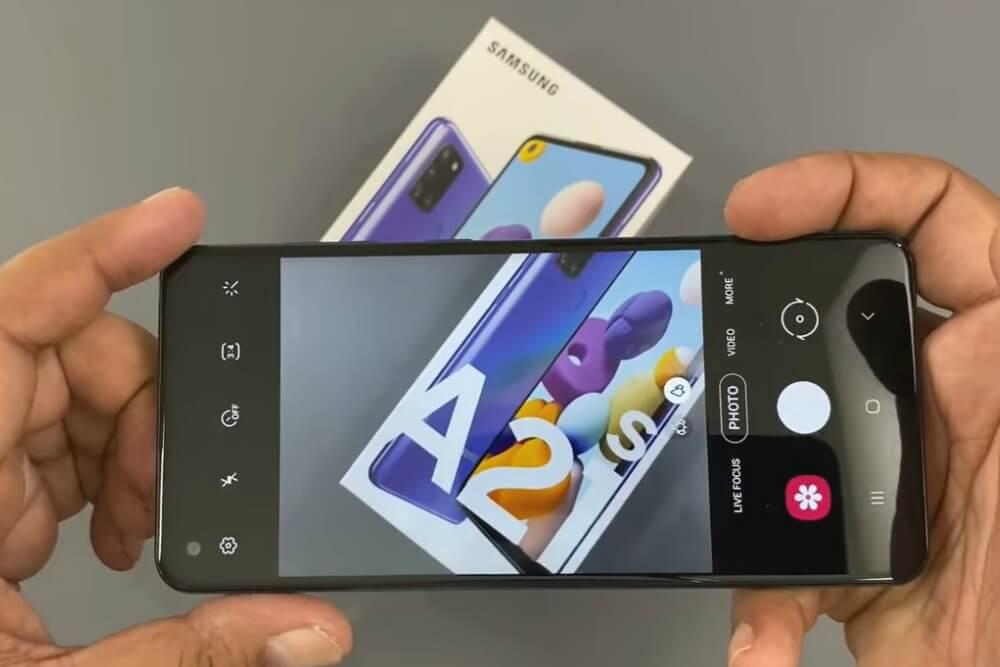 Telefon Samsung Galaxy A21s